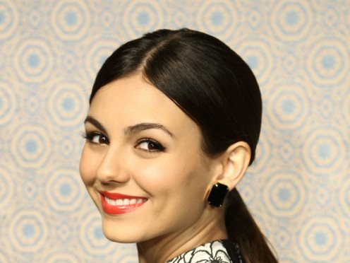 Victoria Justice Alice Olivia By Stacey Bendet Fashion Show In New York City Fashion