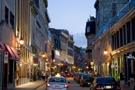 Old Montreal Vieux Montreal