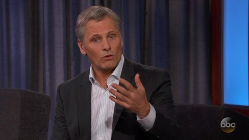 Jimmy Kimmel Viggo Mortensen Hdtv Crooks Large Viggo Mortensen