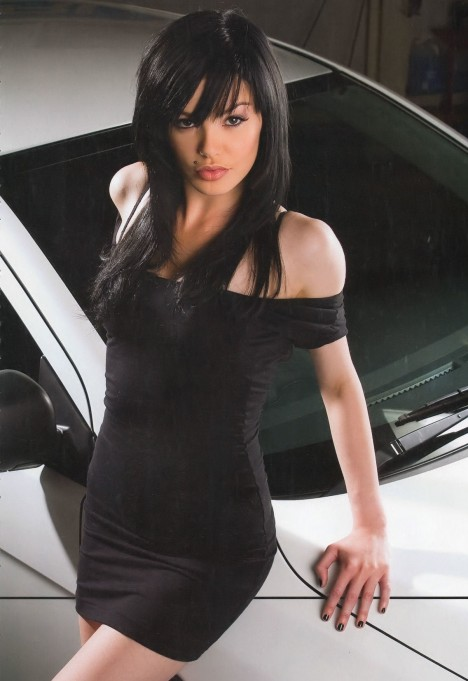 Fastcar Magazine Vikki Blows
