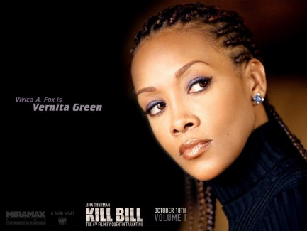 Vivica Fox Kill Bill Vivica Fox