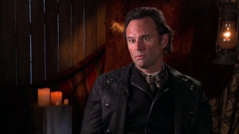 Video The Hateful Eight Walton Goggins On His Character Superjumbo Walton Goggins