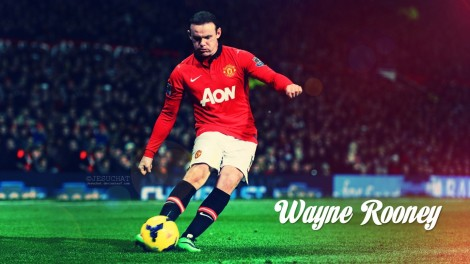 Wayne Rooney Wallpaper Hair