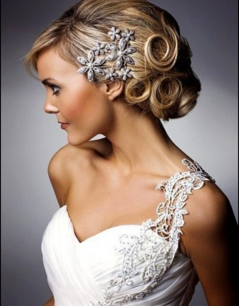 Bridal Hair With Tiara And Veil Wxniz With Veil