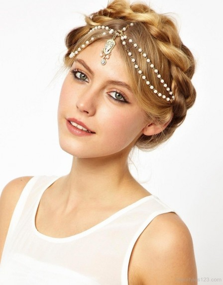 Vintage Updo For Women Vintage