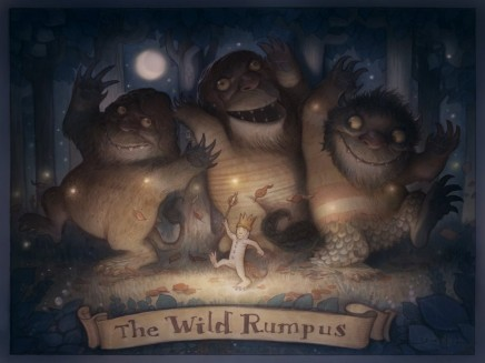 Where The Wild Things Are My Free Fantasy Wild Things