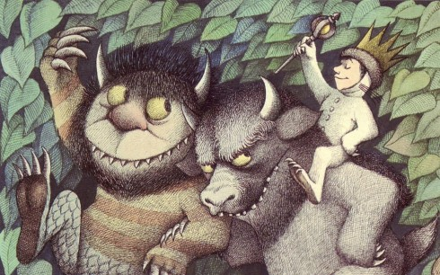 Where The Wild Things Are Share Wild Things