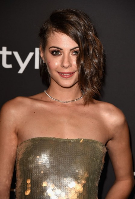 Willa Holland Instyle And Warner Bros Golden Globes Party Willa Holland