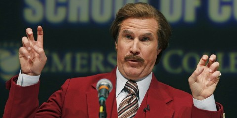 Will Ferrell Says Working With Kanye West On Anchorman Meant Will Ferrell