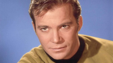 Poster Why Marketers Need Channel Captain Kirk William Shatner