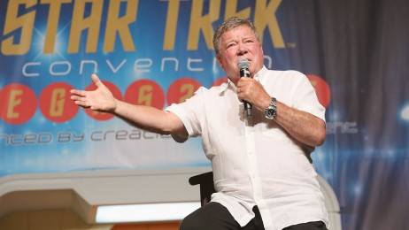 William Shatner Convention Pi Chvresize High