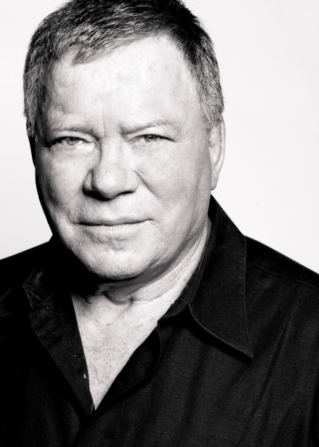 William Shatner Headshot William Shatner