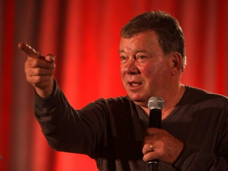 William Shatner Reviewed Facebooks App For Celebrities And Hes Not Impressed William Shatner