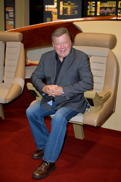 Yw William Shatner At Balboa Theatre On Thursday William Shatner