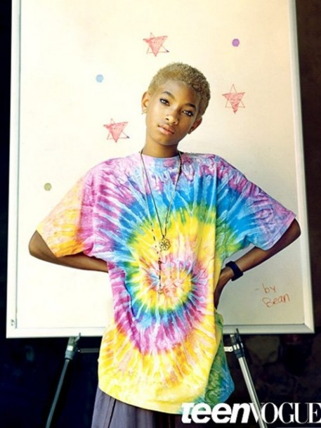 Willow Smith For Teen Vogue August Willow Smith