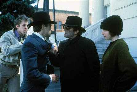 Still Of Brad Dourif And Harry Dean Stanton In Wise Blood Large Picture Movie