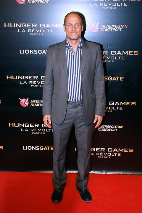 Woody Harrelson Red Carpet Style Woody Harrelson