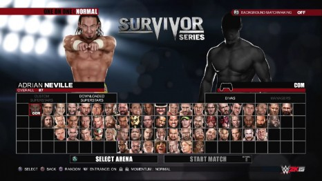 Wwe Unlockable Characters