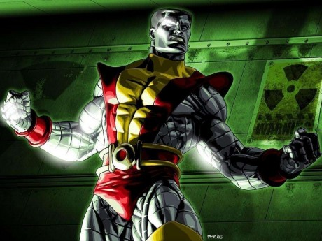 Colossus Comic Book Characters Photo Men