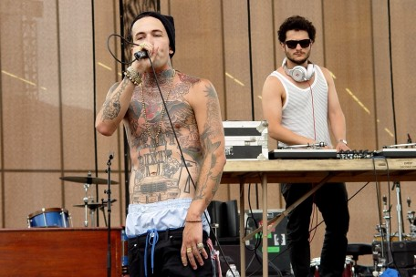 Yelawolf Has Some Tattoos Yelawolf