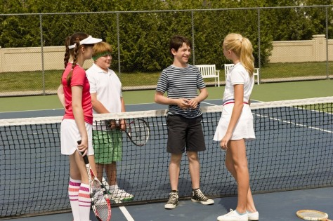 Still Of Zachary Gordon And Robert Capron In Diary Of Wimpy Kid Dog Days Large Picture Zachary Gordon