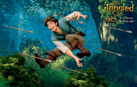 Flynn Played By Zachary Levi In Tangled Rapunzel And Eugene Zachary Levi