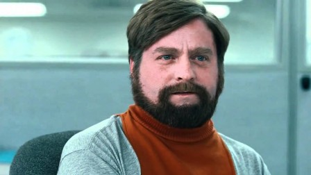 Zach Galifianakis Zach Galifianakis