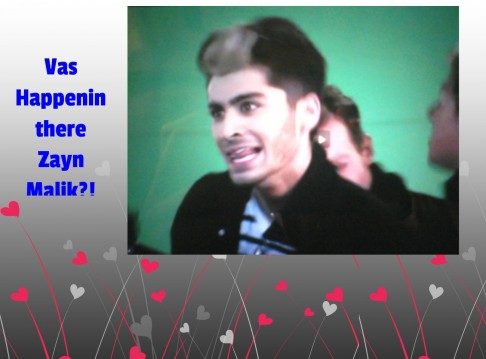 Vas Happenin Zayn Malik Source