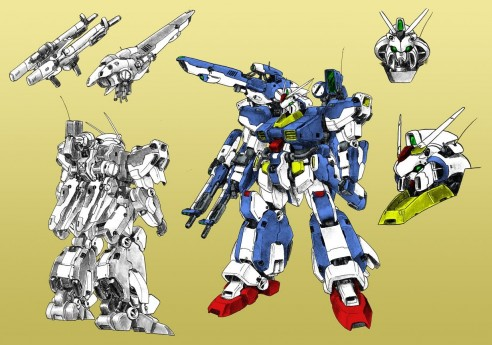 Ayohf Turn Gundam
