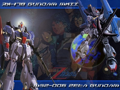 Digital Realities Photoshop Tutorials Gundam Zeta Gundam