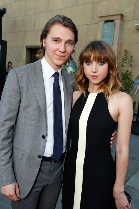 Paul Dano And Zoe Kazan At Event Of Ruby Sparks Large Picture Zoe Kazan