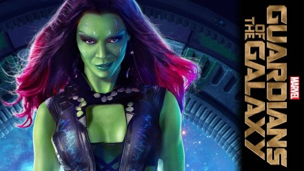 Zoe Saldana Guardians Of The Galaxy Wallpaper Avatar